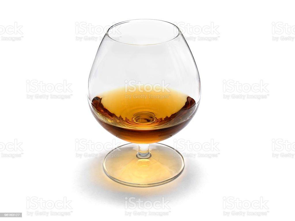 Brandy stock photo