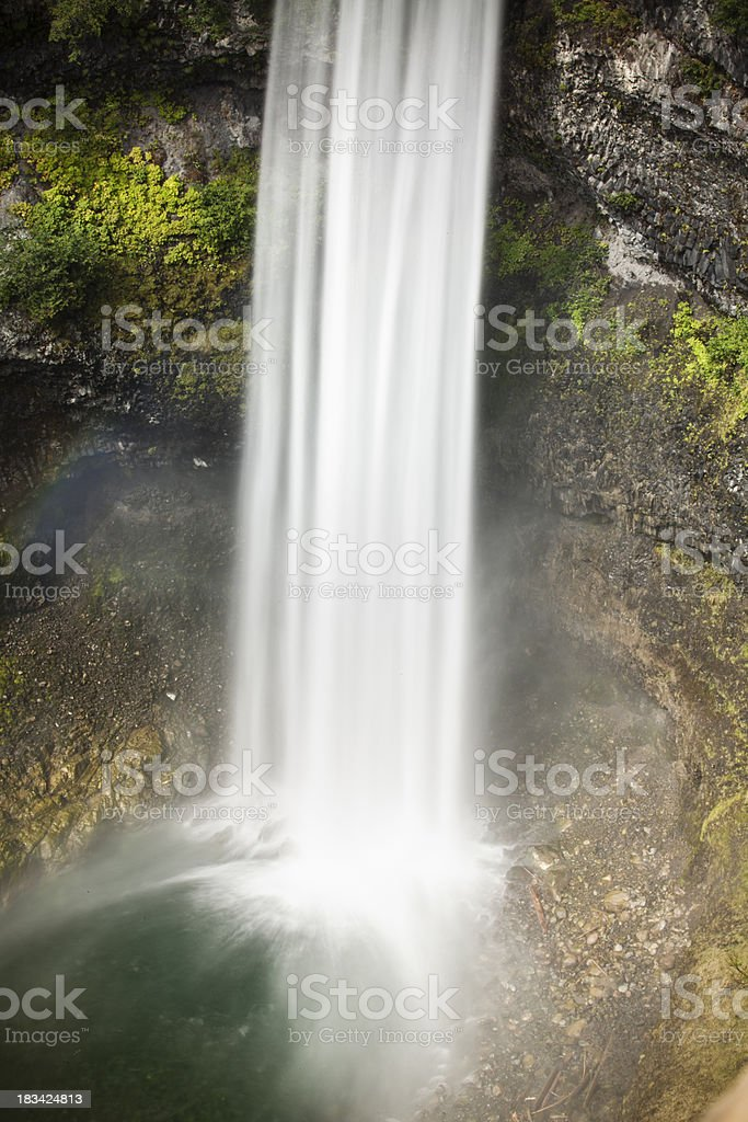 Brandywine falls B.C. stock photo