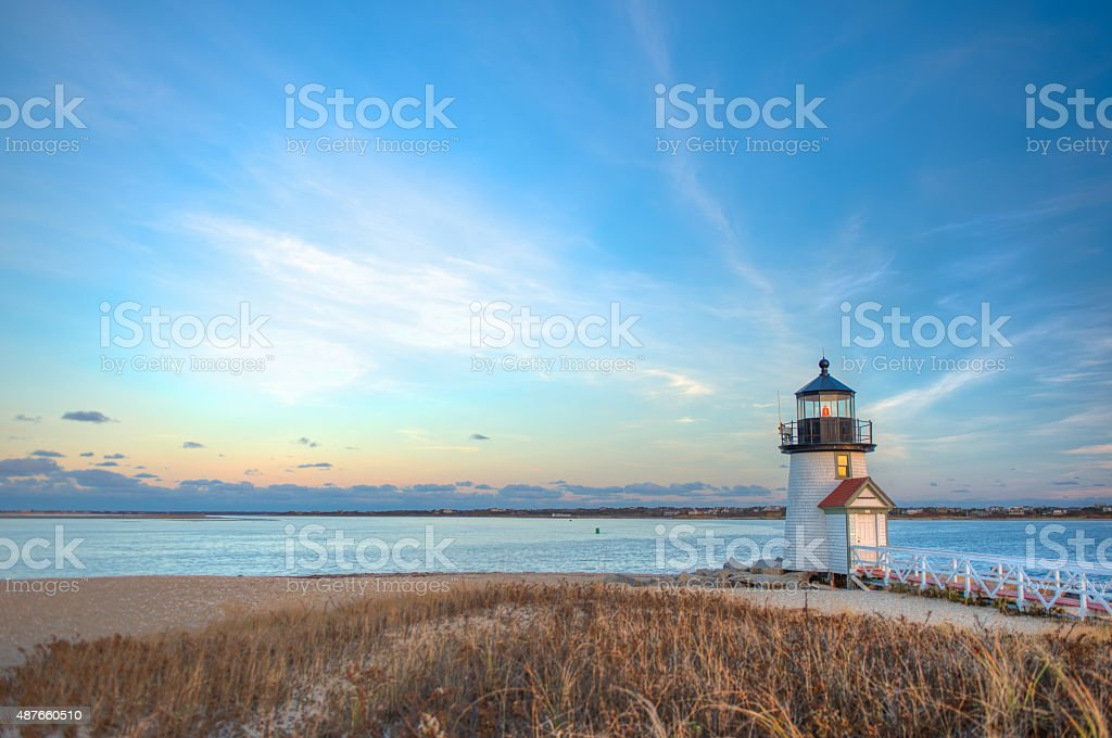 Brant Point Lighthouse Nantucket, MA – Foto