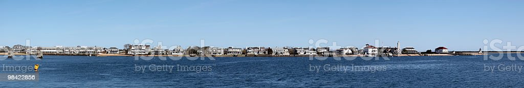 Brant Point royalty-free stock photo
