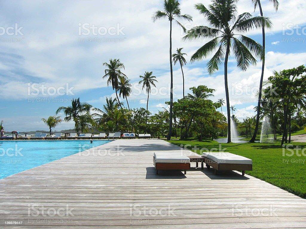 Brasil Paradise royalty-free stock photo