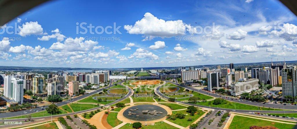 Cityscape Brasilia - Photo