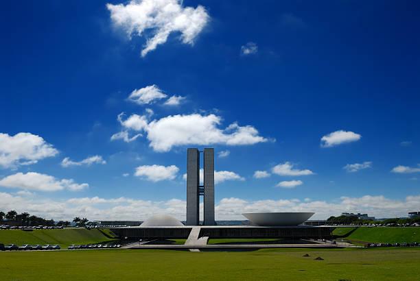 Brasilia stock photo
