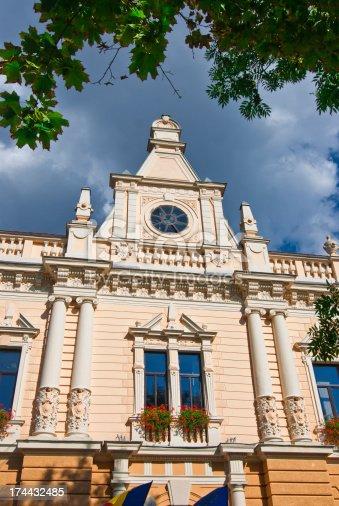 istock Brasov townhall, Romania 174432485