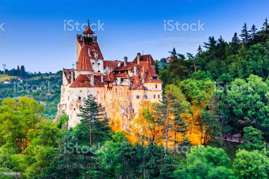 Brasov, Transylvania. Romania. stock photo