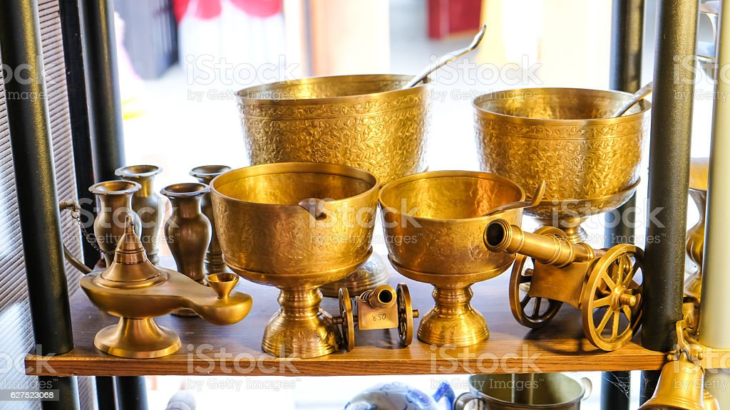 brass stock photo