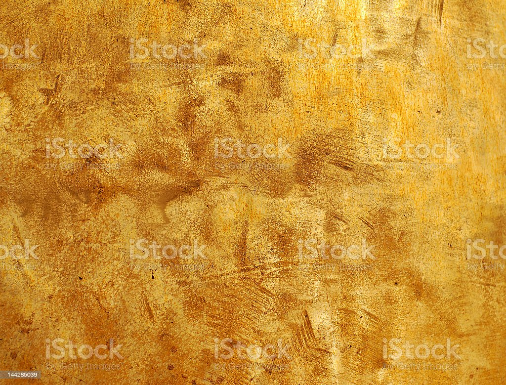 Brass Plate royalty-free stock photo