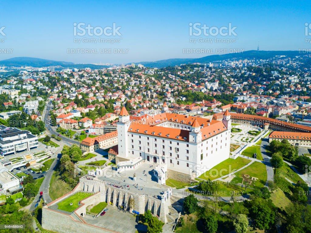 Bratislava Panorama Luftbild – Foto