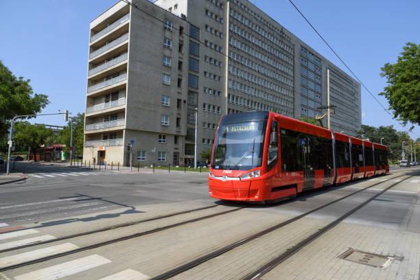 Leben in der Stadt Bratislava – Foto