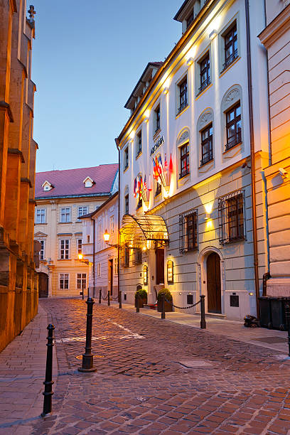 bratislava. - bratislava hotel stock-fotos und bilder