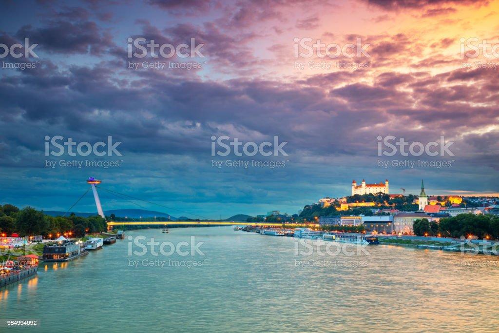 Bratislava. – Foto