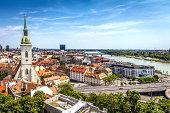 istock Bratislava skyline 480428397