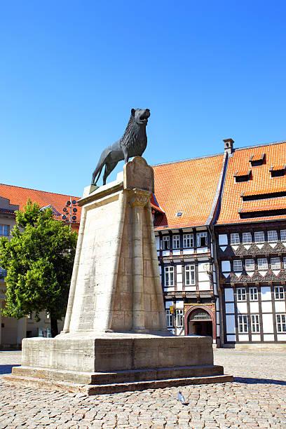 Braunschweig stock photo