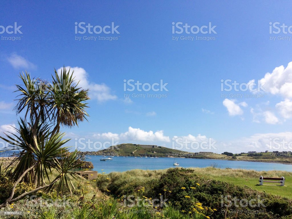 Braye, Alderney stock photo