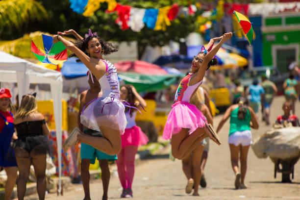 brasil: carnaval 2018 - nordeste - fotografias e filmes do acervo