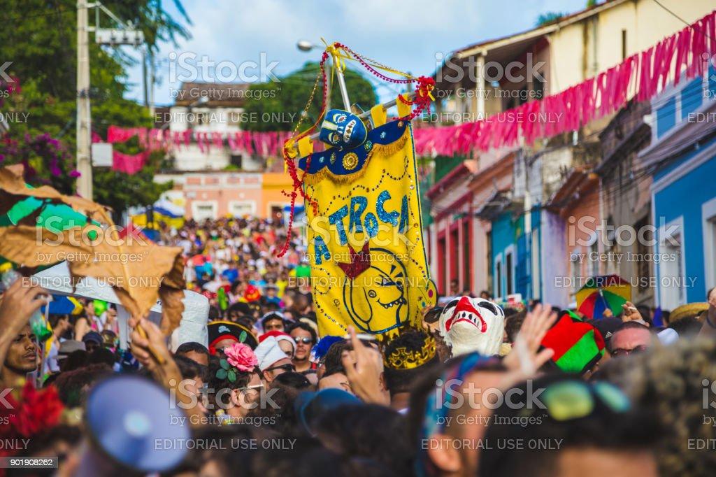 Brazil: Carnival stock photo