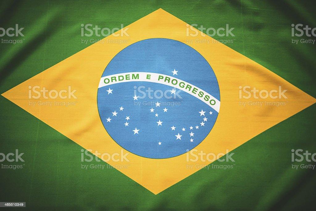brazil flag background royalty-free stock photo