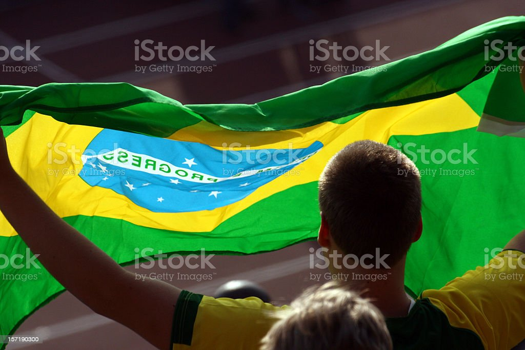Brazil! royalty-free stock photo