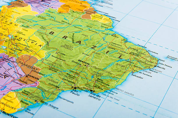 O Brasil - foto de acervo