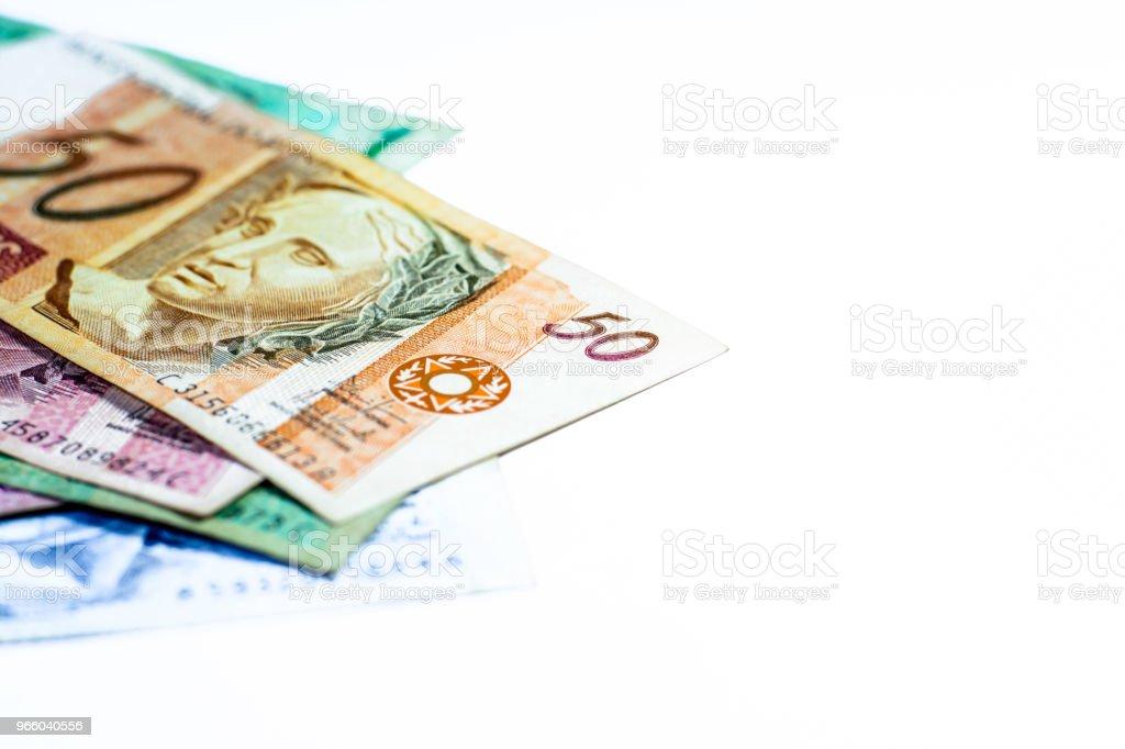 Бразилия реальная валюта - Стоковые фото Инвестиции роялти-фри