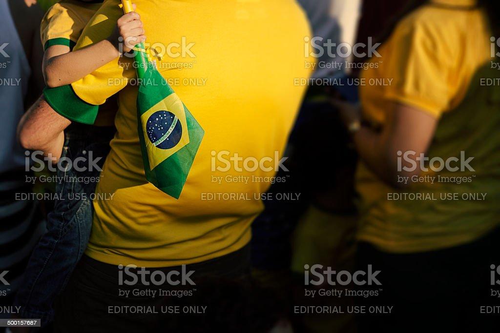 Brasil, Copa do Mundo - foto de acervo