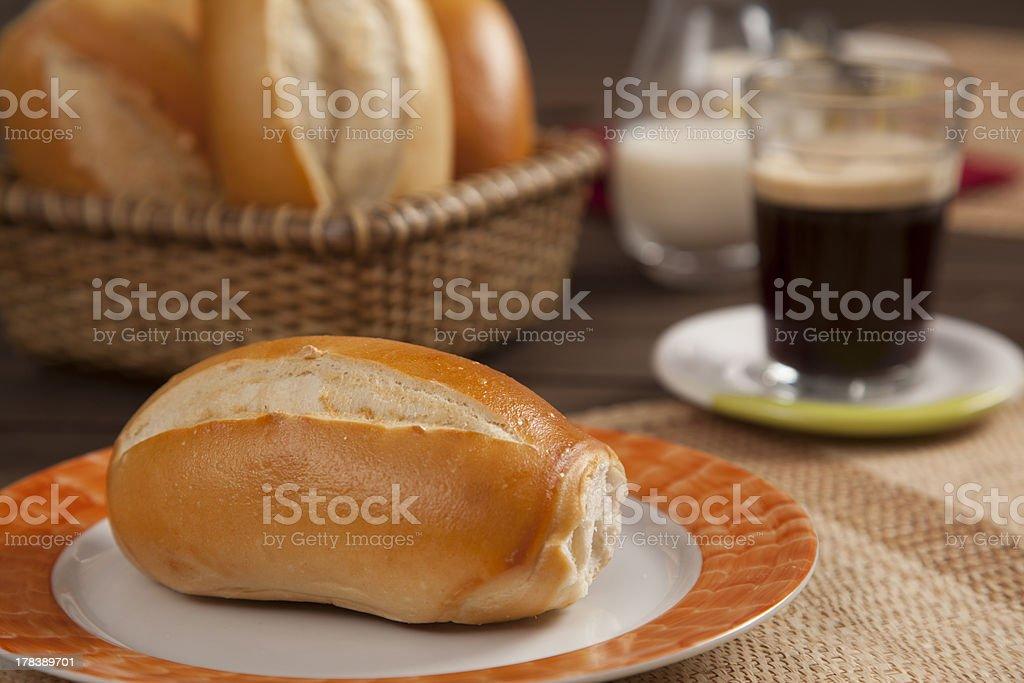 Brazilian Bread stock photo