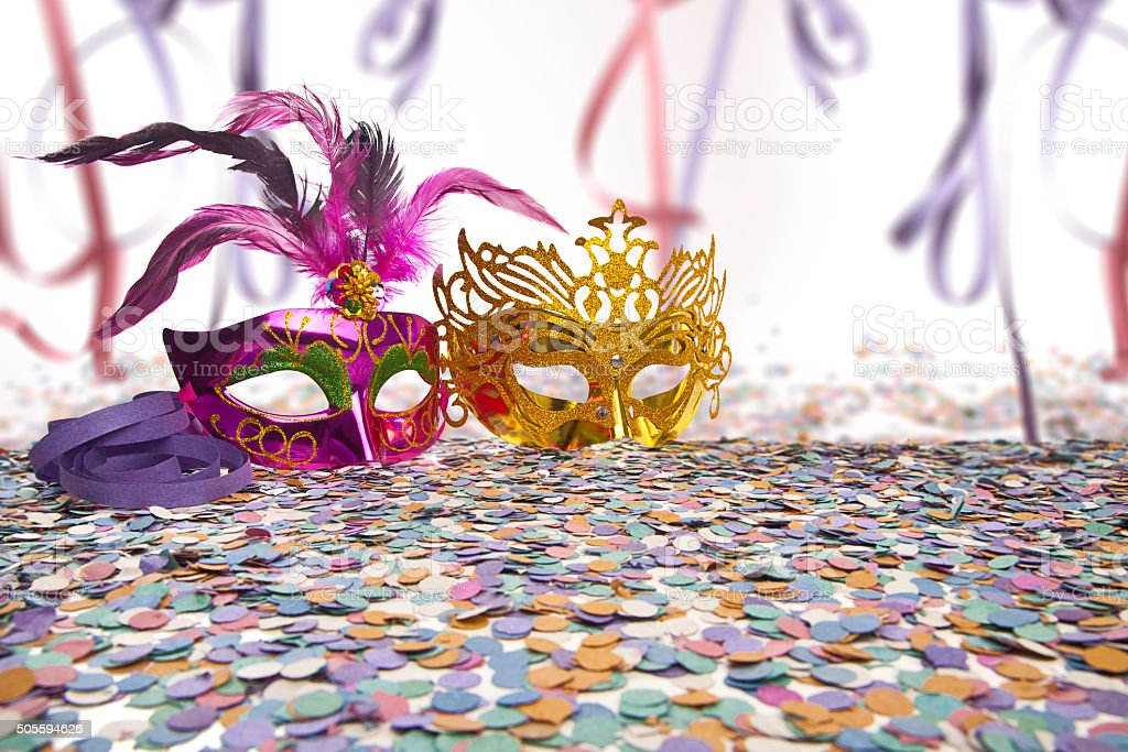 Brazilian Carnival background stock photo