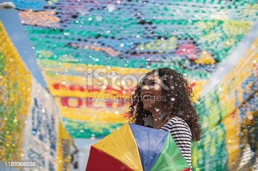 Latin America, Northeastern Brazil, Pernambuco State, Carnival - Celebration Event, Cultures