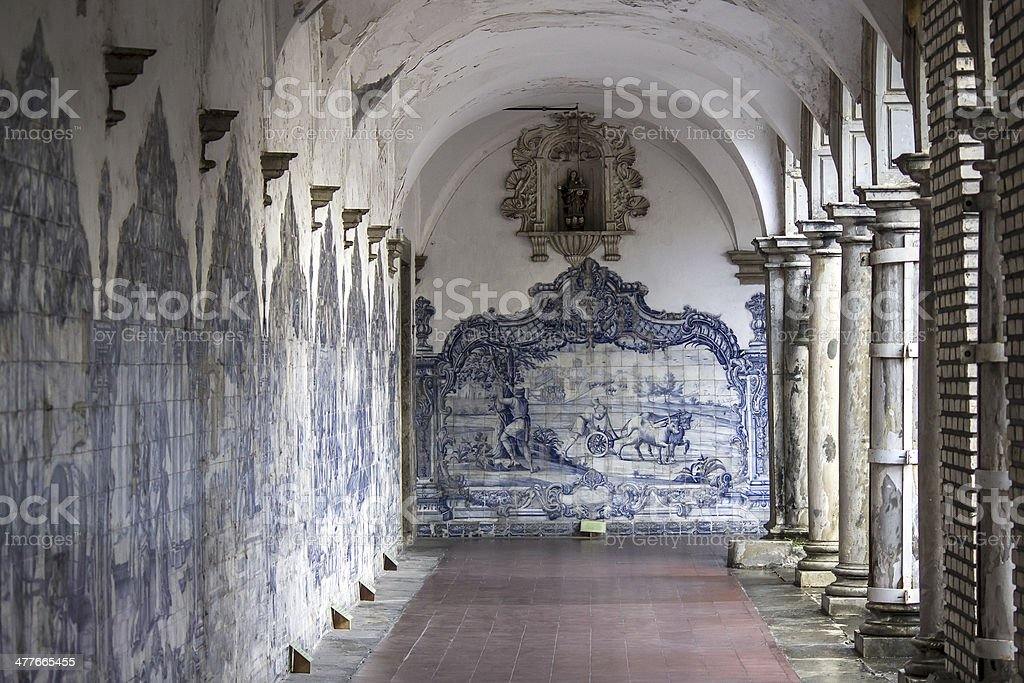 Brazilian Ceramic Art royalty-free stock photo