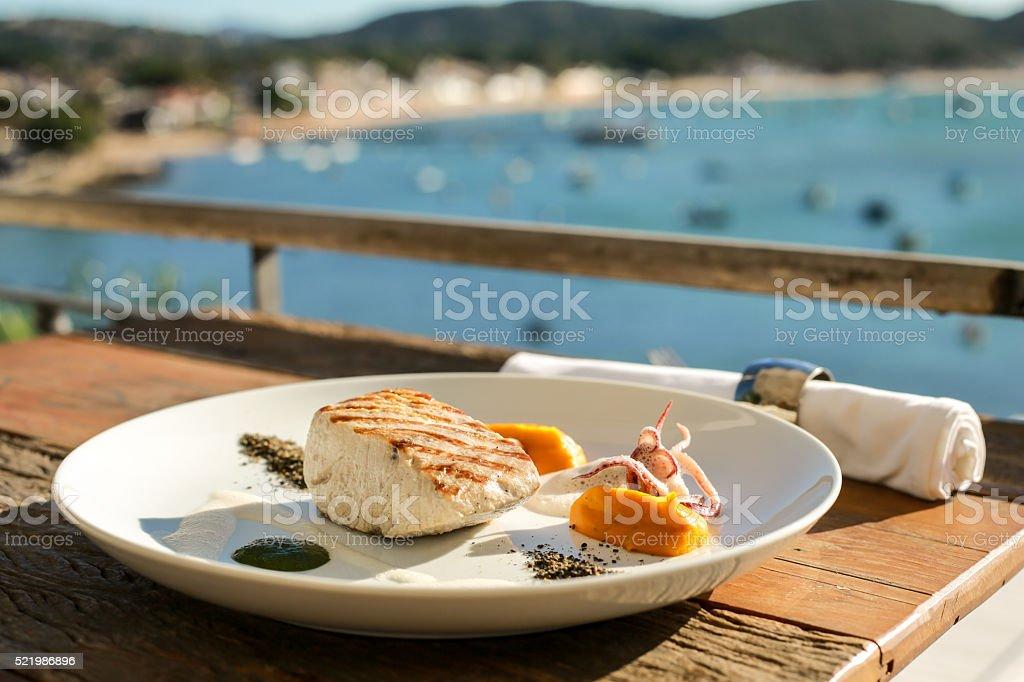 Brazilian fish stock photo