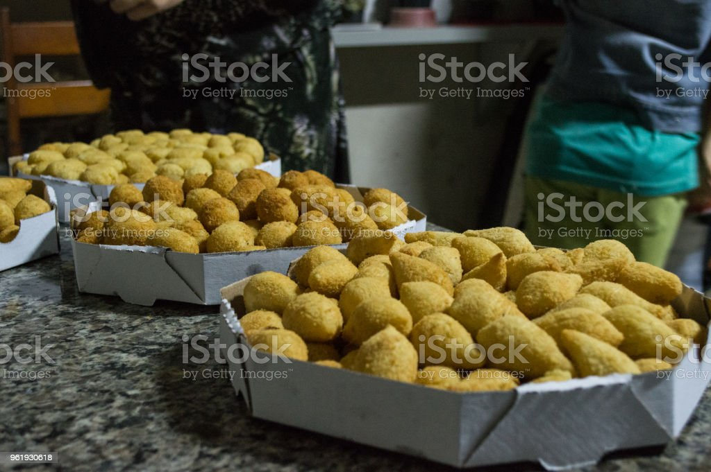 brazilian food stock photo