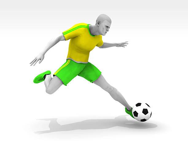 jogador de futebol brasileiro - ronaldo imagens e fotografias de stock