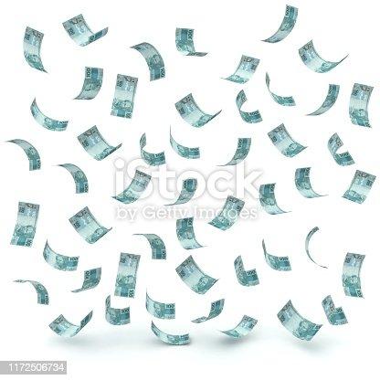 Brazilian money finance crisis