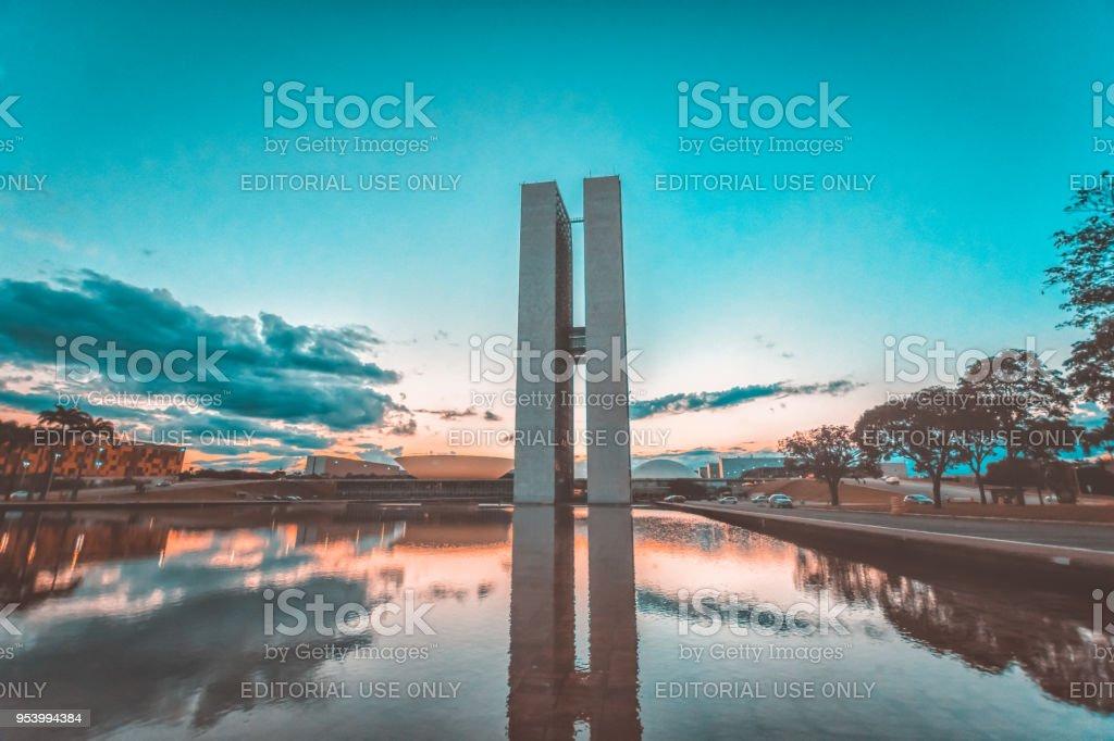 Congrès National brésilien - Photo