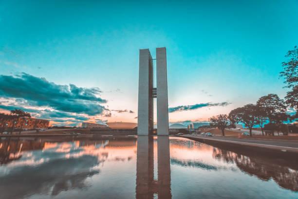Congresso Nacional brasileiro - foto de acervo