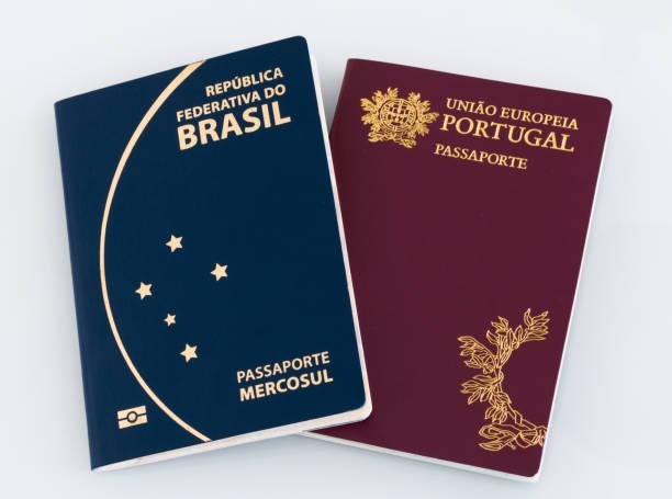 Passaporte brasileiro (tradução