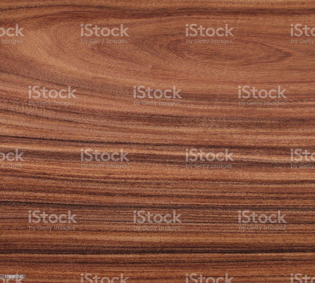 Brazilian rosewood texture stock photo