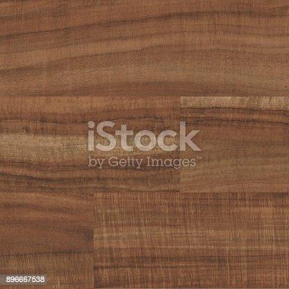 istock Brazilian Tigerwood Floor texture 896667538