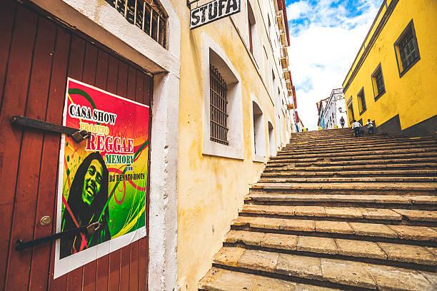 Brasilianische Stadt. Sao Luis, Maranhao. – Foto