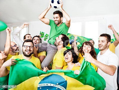 537894724istockphoto Brazillian supporters 482782857