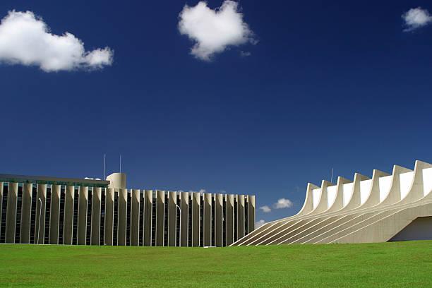Brazil's Army Headquartes em Brasília - foto de acervo