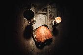 Bread and Wine Communion Sacraments