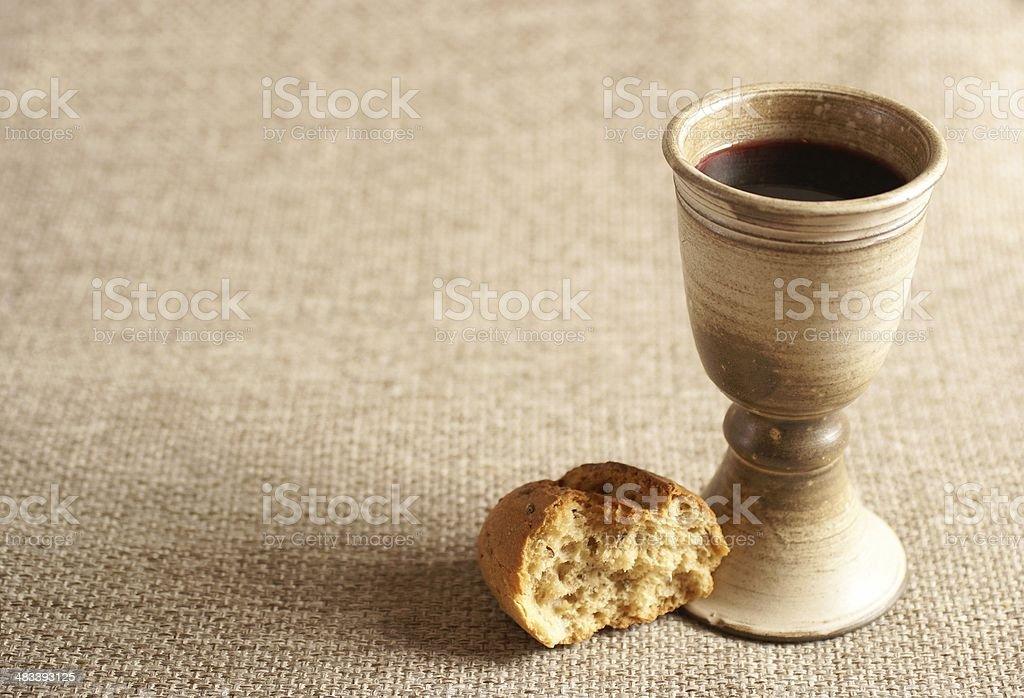 Brot und Wein – Foto