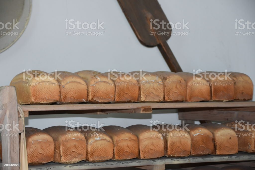 Bread Bakery - Royalty-free Baked Stock Photo