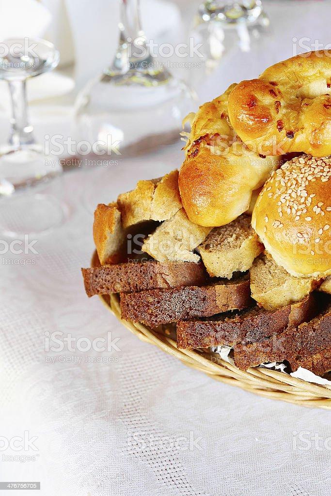 Bread Buns royalty-free stock photo