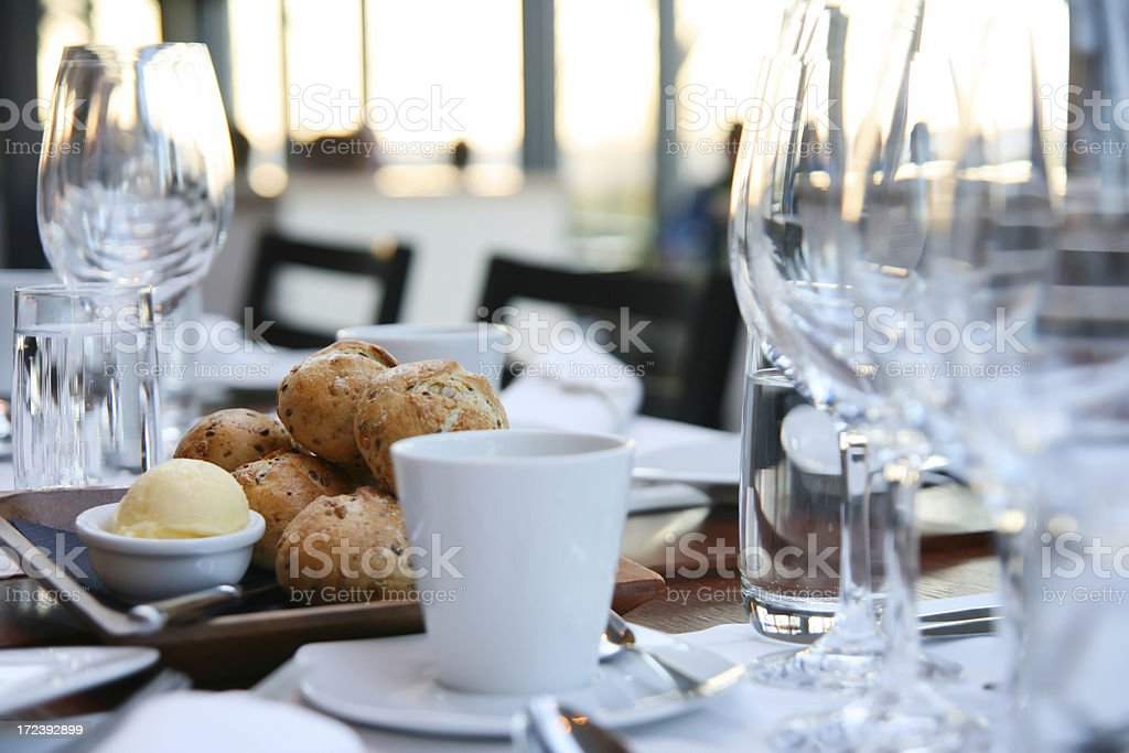 Bread & Butter - Royalty-free Arranging Stock Photo