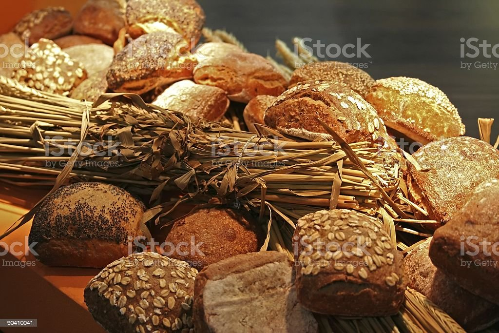 bread composition royalty-free stock photo