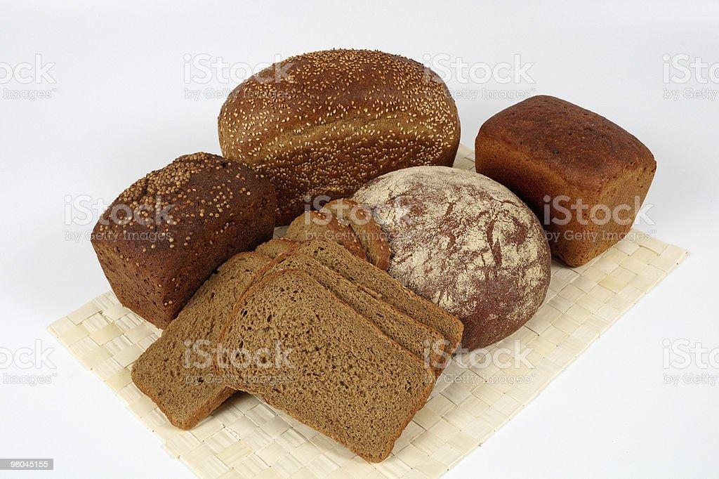 식빵 컴포지션 royalty-free 스톡 사진