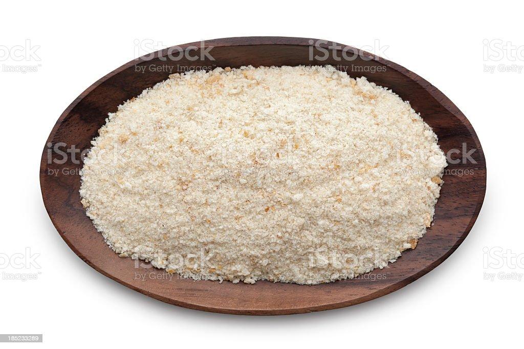 Bread Crumbs stock photo