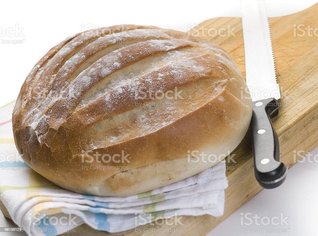 bread field royalty-free stock photo